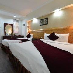 B & B Hanoi Hotel & Travel 3* Стандартный семейный номер с двуспальной кроватью фото 12