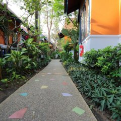 Отель Anantara Lawana Koh Samui Resort 3* Стандартный номер фото 11