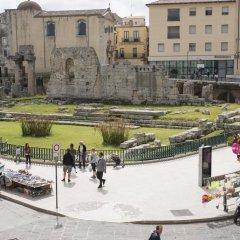 Отель Sognando Ortigia Сиракуза приотельная территория