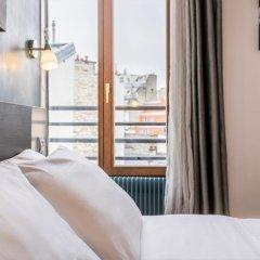 Отель Hôtel du Maine 2* Стандартный номер с различными типами кроватей фото 13