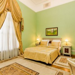 Гостиница Петровский Путевой Дворец 5* Стандартный номер с двуспальной кроватью фото 6