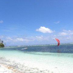 Отель Pacific Treelodge Resort Федеративные Штаты Микронезии, Косраэ - отзывы, цены и фото номеров - забронировать отель Pacific Treelodge Resort онлайн пляж фото 2
