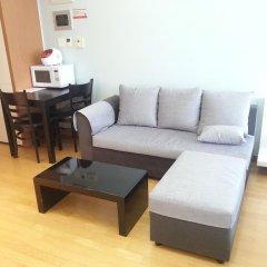 Апартаменты Edencity Apartment Samsung Coex Station комната для гостей фото 2