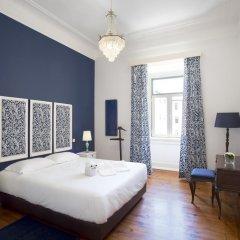 Отель Typical Lisbon Guest House Стандартный номер с двуспальной кроватью (общая ванная комната) фото 3