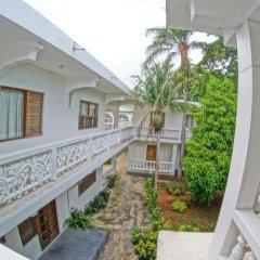 Отель The Gardenia Resort балкон