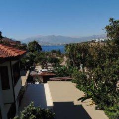 Aspen Hotel - Special Class Турция, Анталья - 2 отзыва об отеле, цены и фото номеров - забронировать отель Aspen Hotel - Special Class онлайн балкон