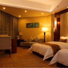 Xiamen Jingmin North Bay Hotel 5* Стандартный номер с различными типами кроватей фото 4