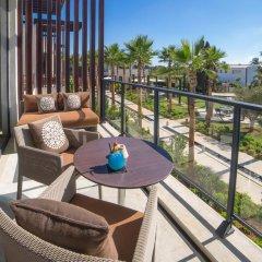 Отель Villa Diyafa Boutique Hôtel & Spa Марокко, Рабат - отзывы, цены и фото номеров - забронировать отель Villa Diyafa Boutique Hôtel & Spa онлайн балкон