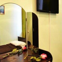 Гостиница Пафос на Таганке Номер Комфорт с разными типами кроватей фото 9