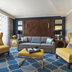 The Embassy Row Hotel 4* Люкс с различными типами кроватей фото 5