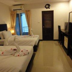 Отель 99 Voyage Patong 2* Улучшенный номер разные типы кроватей фото 3