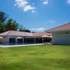 Отель Villa Tha Maphrao спортивное сооружение