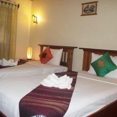Отель Villa Saykham 3* Стандартный номер с 2 отдельными кроватями фото 8