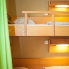 Treestyle Hostel Кровать в общем номере с двухъярусной кроватью фото 9