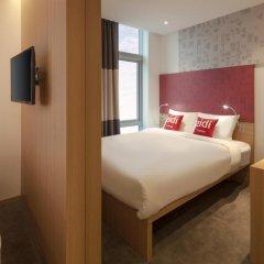Отель Travelodge Dongdaemun Seoul 3* Стандартный номер с различными типами кроватей фото 4