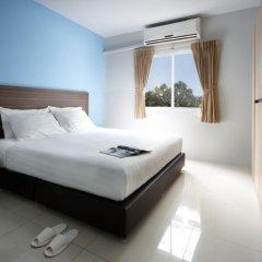 Отель Praso Ratchada Private Residence 3* Номер Делюкс