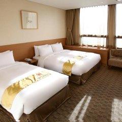 Hotel Skypark Central Myeongdong 3* Стандартный номер с различными типами кроватей фото 5