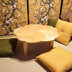 SAMURAIS HOSTEL Ikebukuro Стандартный семейный номер с двуспальной кроватью фото 5
