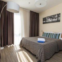 Апарт-Отель Skypark Улучшенные апартаменты с 2 отдельными кроватями фото 13