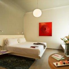 Отель Palazzo Montemartini 5* Улучшенный номер с различными типами кроватей фото 3