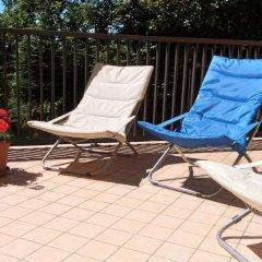 Отель Residence Miravalle e StellAlpina Вальдоббьадене бассейн