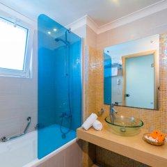 Отель Afandou Bay Resort Suites 5* Люкс с различными типами кроватей