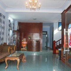 Отель Lam Chau Homestay интерьер отеля