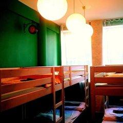 WDj Hostel Кровать в общем номере с двухъярусной кроватью фото 2