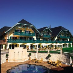 Hotel Friesacher Аниф бассейн фото 2