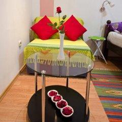 Апартаменты Studio Venera Семейная студия с двуспальной кроватью фото 39