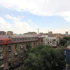 Апартаменты RetroCity Apartments by Opera Theatre балкон