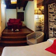 Отель La Hoja de Roble Стандартный номер с различными типами кроватей фото 4