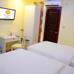 Отель The Melrose 3* Номер Делюкс с 2 отдельными кроватями фото 4