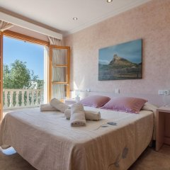 Отель Montferrutx комната для гостей фото 5
