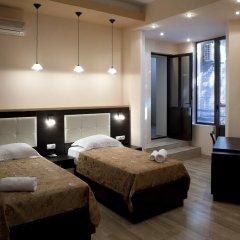 Бутик-отель Корал 4* Стандартный семейный номер с двуспальной кроватью