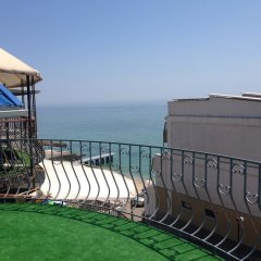 Гостиница Cottage Viktor балкон