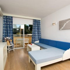Отель Aparthotel Cabau Aquasol Апартаменты с 2 отдельными кроватями фото 4