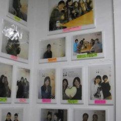 Отель Shinchon Hongdae Guesthouse 2* Стандартный номер с 2 отдельными кроватями фото 13