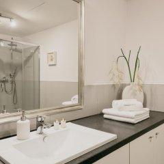 Отель EXCLUSIVE Aparthotel Улучшенные апартаменты с различными типами кроватей фото 15