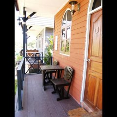 Отель Cowboy Farm Resort Pattaya 3* Улучшенная студия с различными типами кроватей фото 10