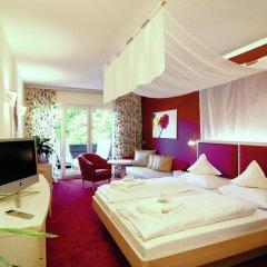 Отель Baumgartner's Blumenhotel Сцена комната для гостей фото 2