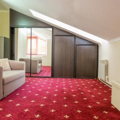 Гостевой дом Яна Номер Комфорт с различными типами кроватей фото 2