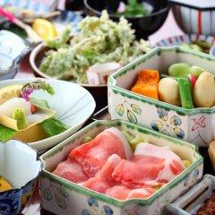 Отель Tarutama Onsen Yamaguchi Ryokan Минамиогуни питание фото 3