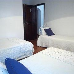 Отель Casa do Cerrado Стандартный семейный номер разные типы кроватей фото 2
