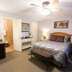 Отель The Mount Vernon Inn 2* Стандартный номер с различными типами кроватей фото 10