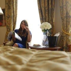 Отель InterContinental Carlton Cannes 5* Стандартный номер с различными типами кроватей фото 5