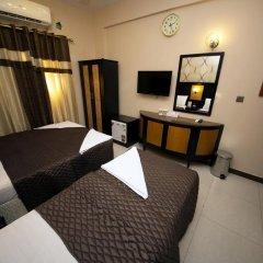 Rahab Hotel Стандартный номер с двуспальной кроватью