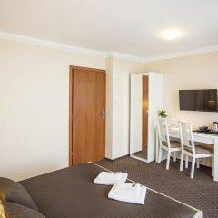Hotel Boss Стандартный номер с различными типами кроватей фото 6