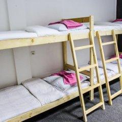 Come&Sleep Хостел Кровать в женском общем номере с двухъярусными кроватями
