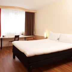 Отель ibis Budapest City 3* Стандартный номер с различными типами кроватей